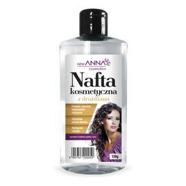 Nafta kosmetyczna z drożdżami