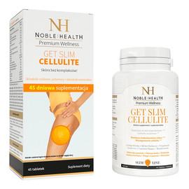 Get Slim Cellulite tabletki redukujące cellulit 45 tabletek