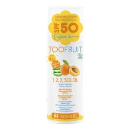 Organiczny balsam przeciwsłoneczny dla dzieci SPF 50 PA++++