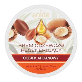 odżywczo-regenerujący krem do ciała z olejkiem arganowym