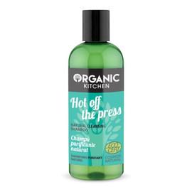 Naturalny oczyszczający szampon do włosów