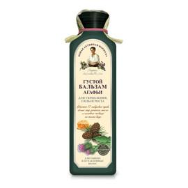 Balsam ziołowy gęsty do włosów cienkich i osłabionych
