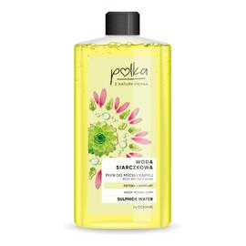 Płyn do mycia i kąpieli Detoks + Komfort do każdego rodzaju skóry