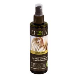 Spray Wygładzający do Układania i Wzmocnienia Włosów