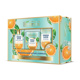 Zestaw Pomarańczowy