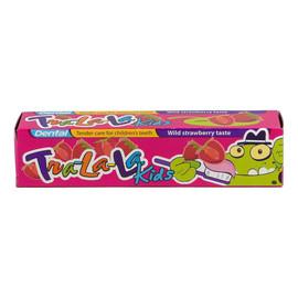 Pasta do zębów dla dzieci o smaku truskawki