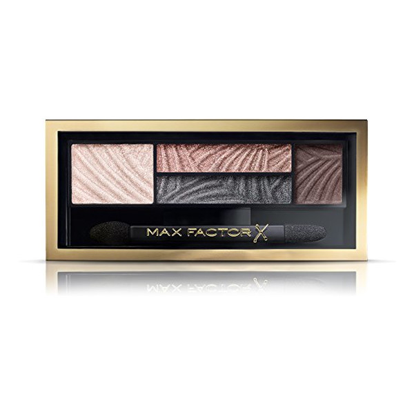 Max Factor Smokey Eye Drama Kit 2in1 paleta cieni do powiek i cieni do brwi z aplikatorem