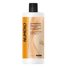 Restructuring Shampoo With Oats Restrukturyzujący szampon z owsem