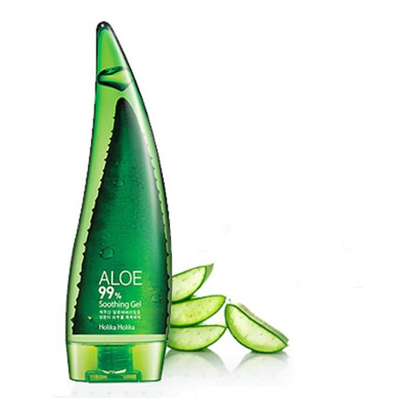 Holika Holika Aloe 99% Soothing Gel Wielofunkcyjny Żel Aloesowy 250ml