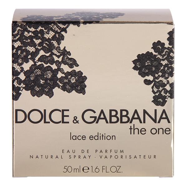 Dolce & Gabbana The One Limited Edition woda perfumowana dla kobiet 50ml