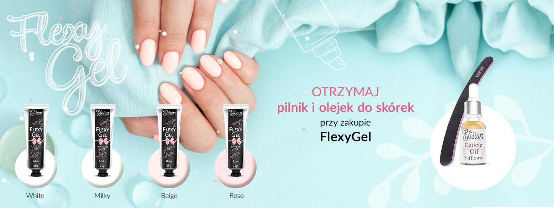 Flexy Gel Elisium GRATIS