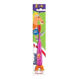 Toothbrush szczoteczka do zębów dla dzieci 2-6 lat soft