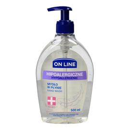 Mydło w dozowniku Hipoalergiczne Pure