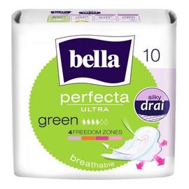 Podpaski higieniczne Ultra Green 10 sztuk