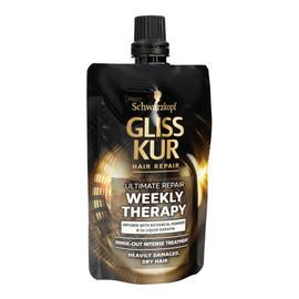 Weekly Therapy intensywna odżywka do bardzo zniszczonych i suchych włosów