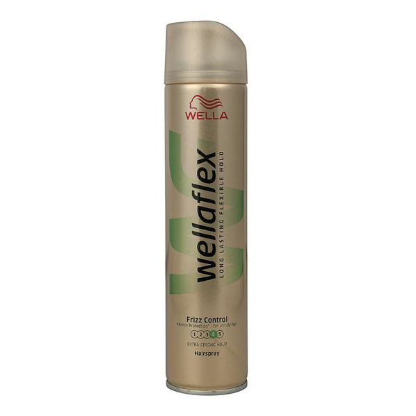 Wella WELLAFLEX LAKIER DO WŁOSÓW FRIZZ CONTROL 250ml