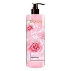 Velvet Rose Olejek do kąpieli i pod prysznic regenerujący