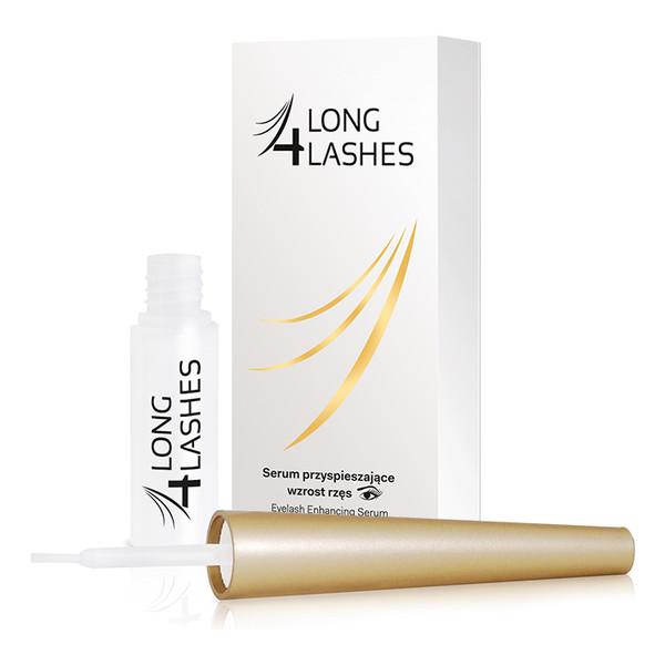 AA Long 4 Lashes Serum Przyspieszajace Wzrost Rzęs 3ml