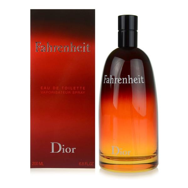 Dior Fahrenheit woda toaletowa dla mężczyzn 200ml