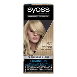 Permanent blond farba do włosów trwale koloryzująca 8_5 jasny popielaty blond