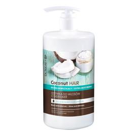 Odżywka nawilżająca do włosów suchych i łamliwych