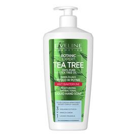 Tea Tree Nawilżające Mydło w płynie antybakteryjne