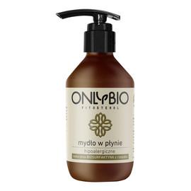 hipoalergiczne mydło w płynie z olejem z rzepaku pompka