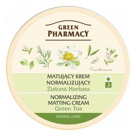 Matujący Krem Normalizujący Zielona Herbata