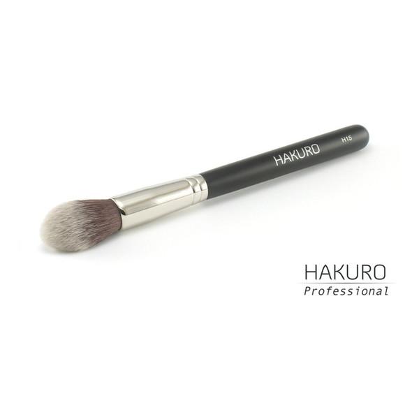 Hakuro H15 Pędzel do różu, brązera i rozświetlacza