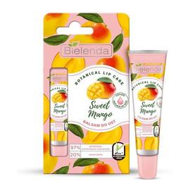 Balsam do ust Sweet Mango - naturalny róż