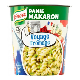 Danie Makaron Voyage Fromage
