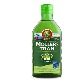Tran Norweski suplement diety Jabłkowy