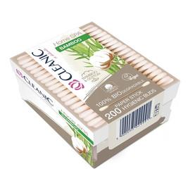 Home SPA Bamboo patyczki higieniczne pudełko 200szt.