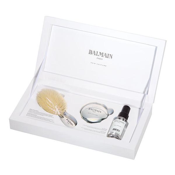 Balmain Luxury Silver zestaw do włosów 50ml